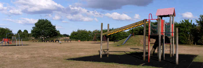 Ellingham play area