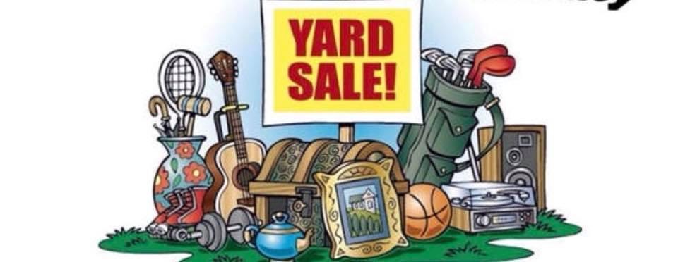 Yard Sale, 22 July