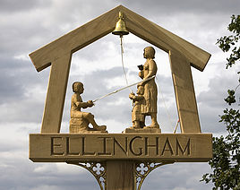 Ellingham parish logo (colour)