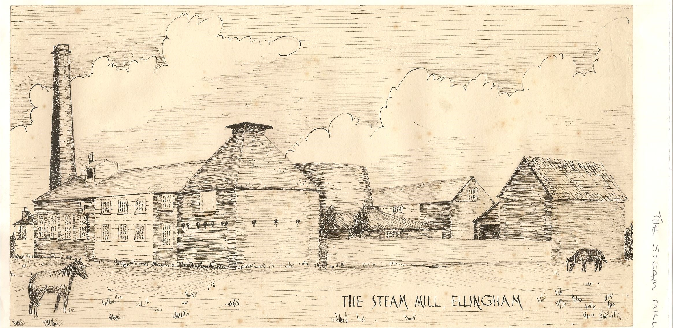 Ellingham Steam Mill